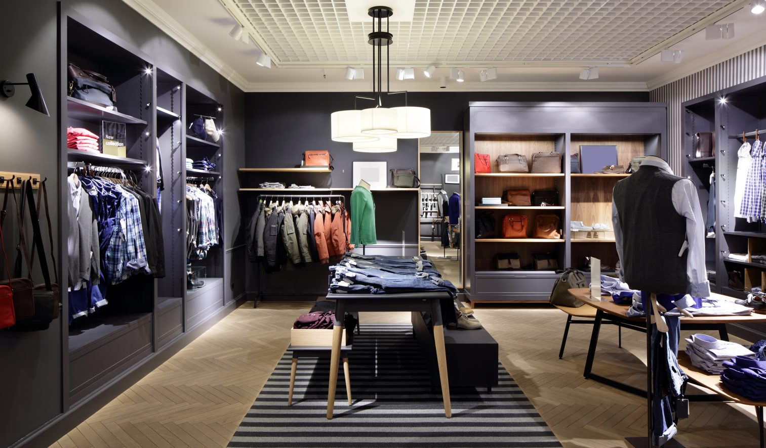 Shop Fitting | Forward Contracting